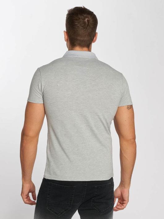Aarhon Poloshirt Block gray