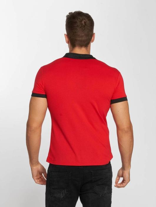 Aarhon Poloshirt Basic red