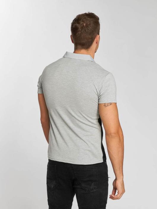 Aarhon Poloskjorter Two Colours grå