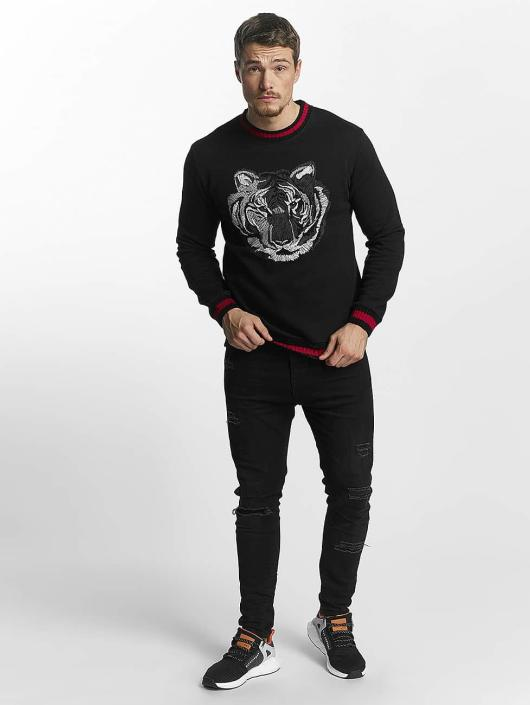 Aarhon Pullover Knit black