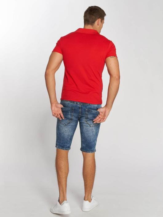 Aarhon shorts Destroyed blauw