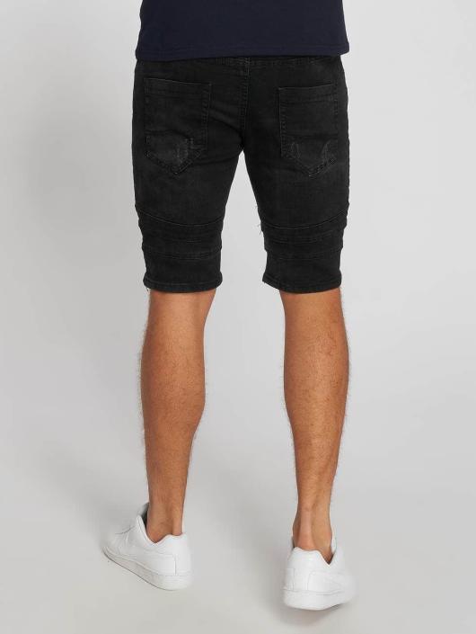 Aarhon Shorts Ripp nero