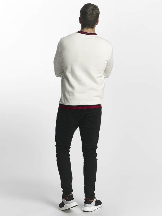 Aarhon Sweat & Pull Knit blanc