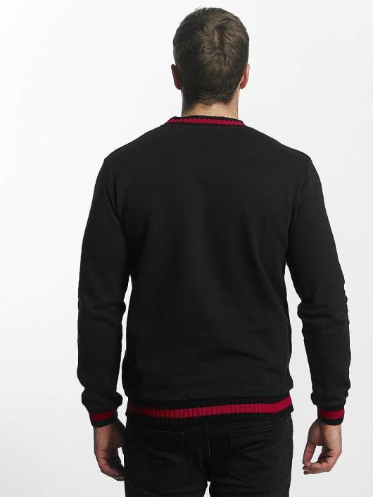 Aarhon Swetry Knit czarny