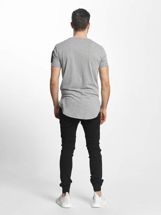 Aarhon t-shirt Atalanta grijs