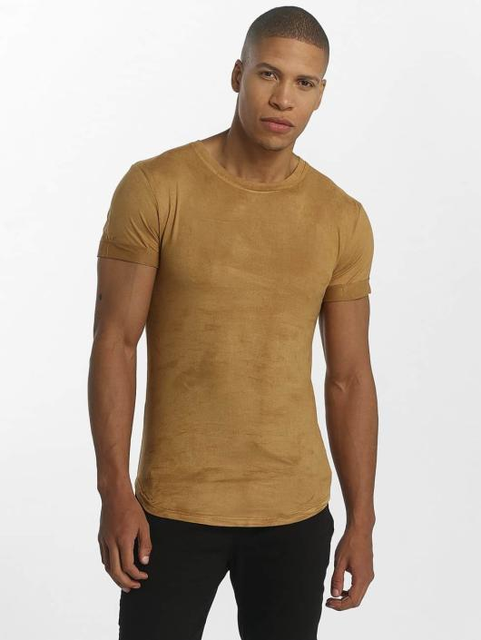 Aarhon T-shirt Roma marrone