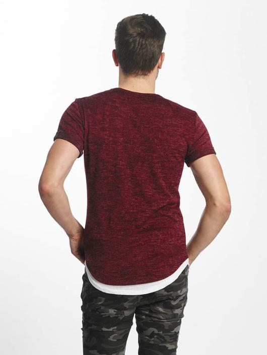 Aarhon T-Shirt Bresca red