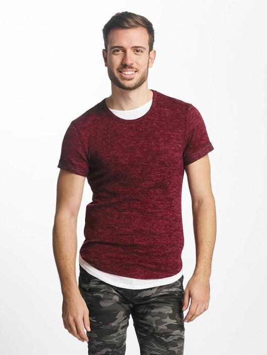 Aarhon T-shirt Bresca rosso