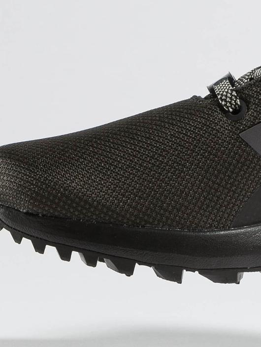 adidas originals Čižmy/Boots ZX Flux 5/8 TR èierna