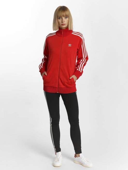 adidas originals Демисезонная куртка Originals Track Top красный