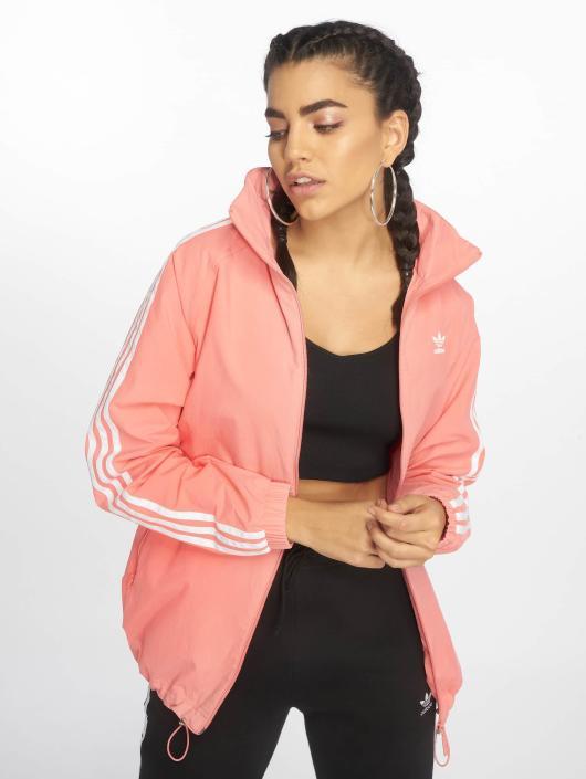 adidas originals Демисезонная куртка Stadium Jkt розовый