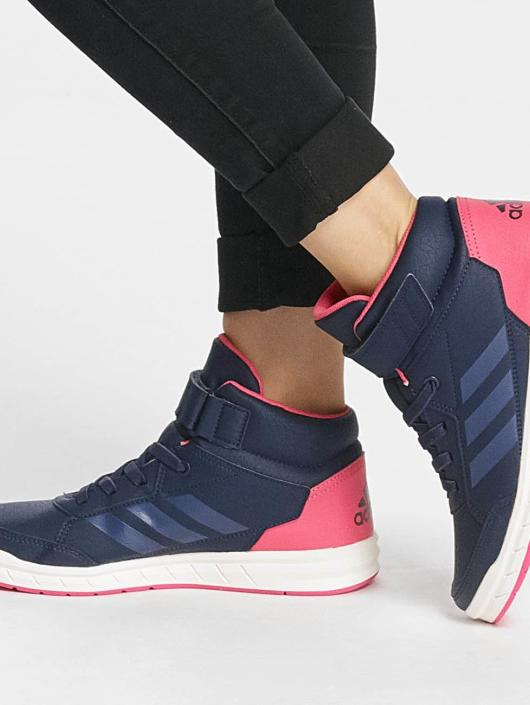 adidas originals Сникеры Alta Sport Mid синий