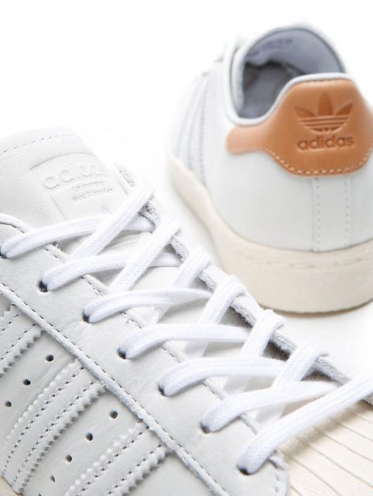 W Baskets Blanc 559070 Adidas Superstar 80s Femme Originals 0nOPkw
