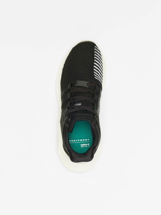 adidas Originals Eqt Support 9317 Noir Homme Noir En Solde