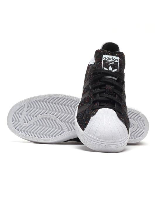 Noir Femme Originals 556222 80s Adidas Superstar Baskets EQrCedxBoW