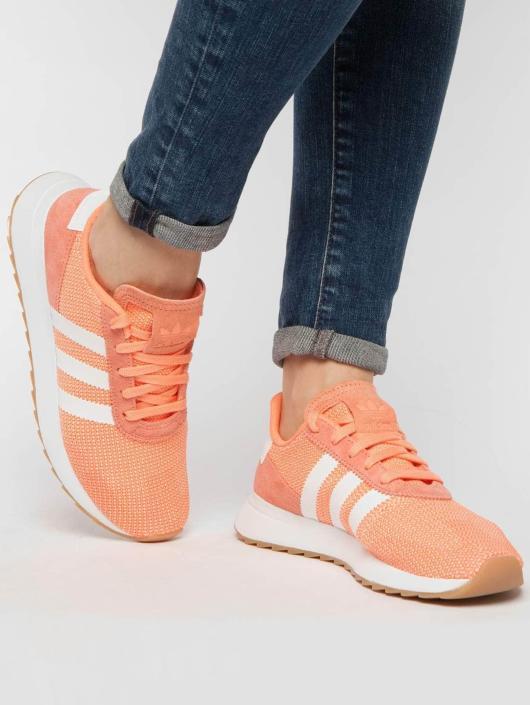 adidas originals Baskets originals Flashback Runner orange