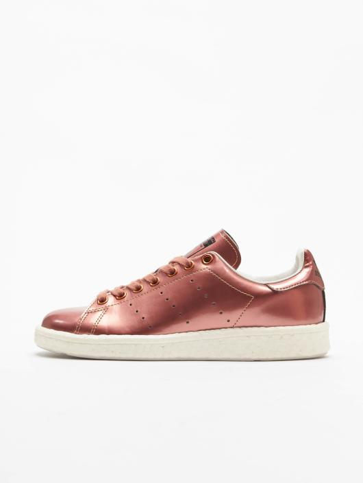 adidas Originals Baskets Stan Smith Boost W rouge
