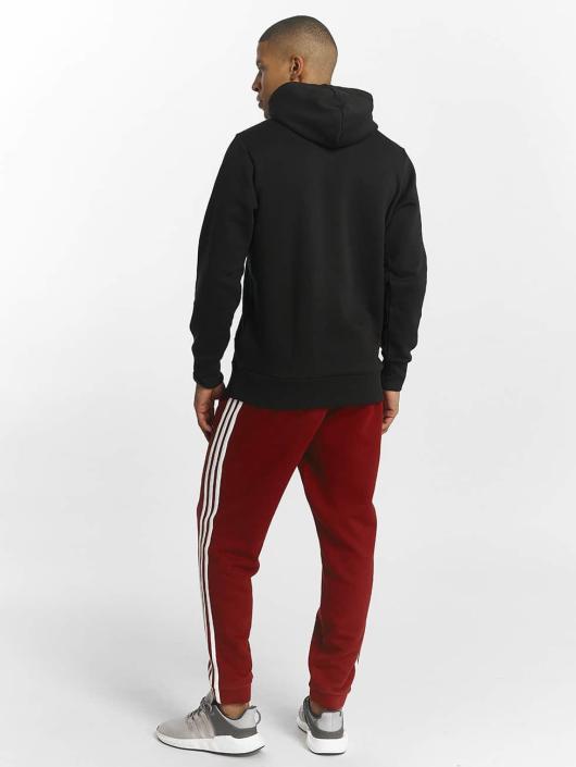 adidas originals Bluzy z kapturem Alblev czarny