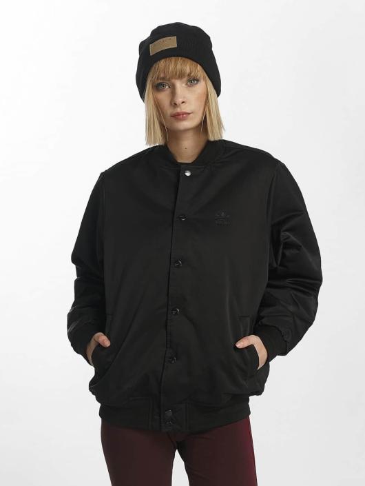 adidas originals College Jacket SST SC black