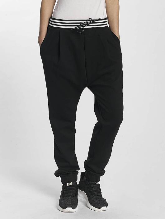 adidas originals Joggebukser PW HU Hiking Low Crotch svart