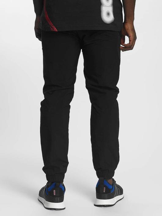 adidas originals Jogginghose Tribe Slim schwarz