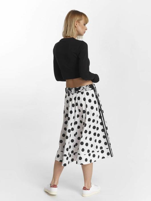 0c6e4a2a42fe adidas originals   Midi Skirt blanc Femme Jupe 435935