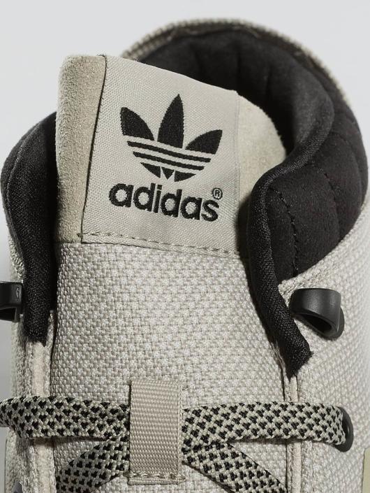 adidas originals Kozaki ZX Flux 5/8 TR bezowy