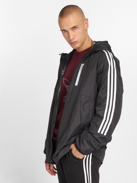 adidas originals Kurtki przejściowe Nmd Krk Wb Cs czarny