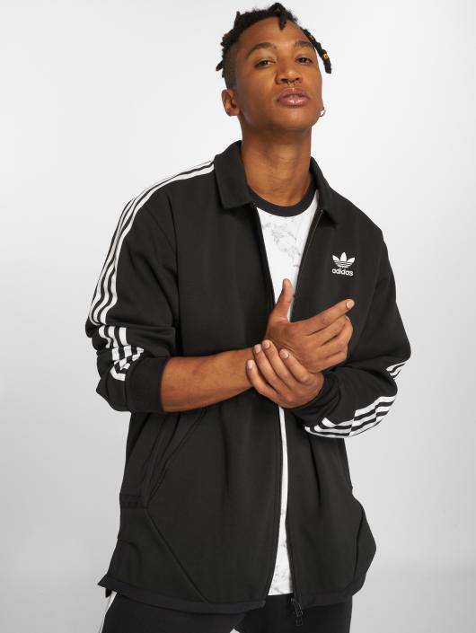 adidas originals Kurtki przejściowe Windsor Tt Transition czarny