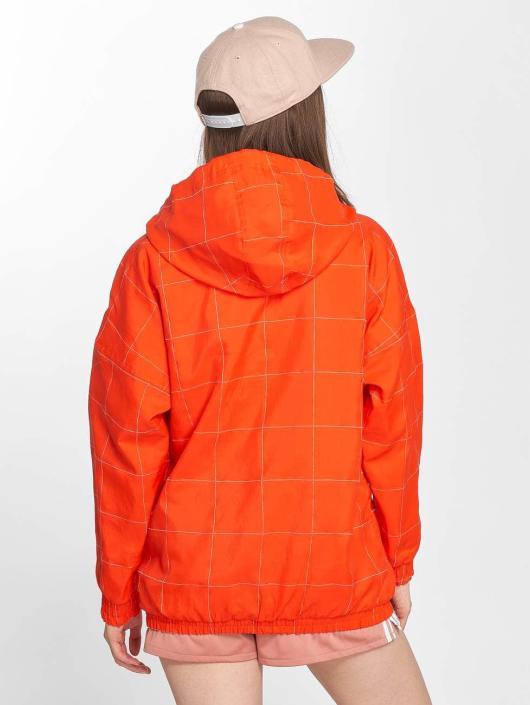 adidas originals Kurtki przejściowe CLRDO pomaranczowy