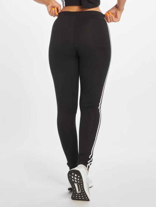 adidas originals Legging 3 Stripes schwarz