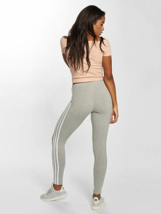 adidas originals Legging/Tregging 3 Stripes grey