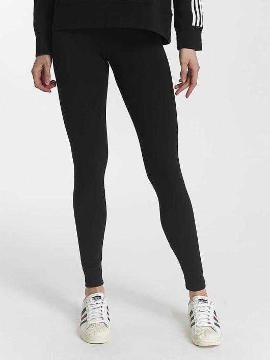 29321b6f025 adidas originals broek / Legging Trefoil Tight in zwart 435939