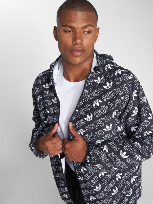 adidas originals Lightweight Jacket Monogram Wb Transition black