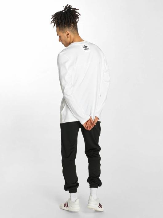 adidas originals Longsleeve PLGN white