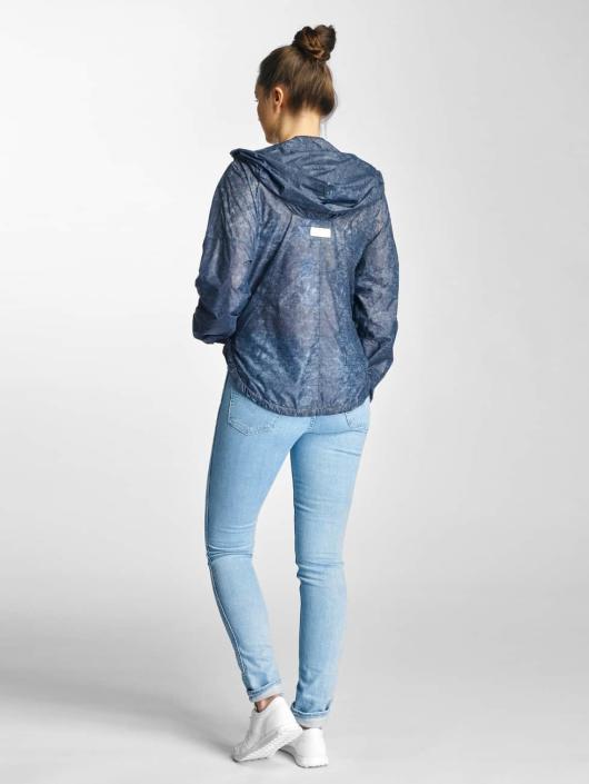 adidas originals Prechodné vetrovky Lina modrá