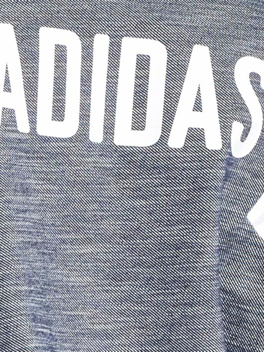 adidas originals Prechodné vetrovky Tracktop modrá