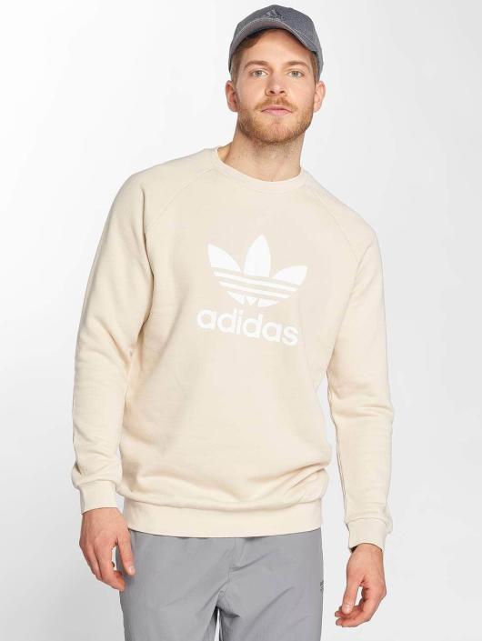 Adidas Trefoil Sweatshirt Linen