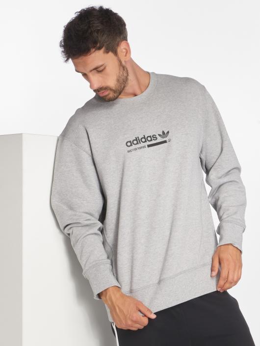 Kaval Crew Pullover Originals Adidas 500320 Grau In Herren FvqtxP