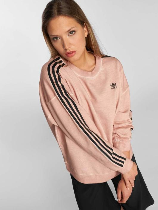 adidas originals Pullover Washed rose