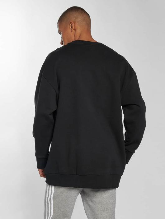 adidas Originals Pullover Tref Over schwarz