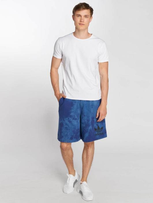 adidas originals Shorts Tie-Dye blau
