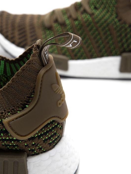 adidas originals Sneaker NMD_R1 STEALTH PK grün