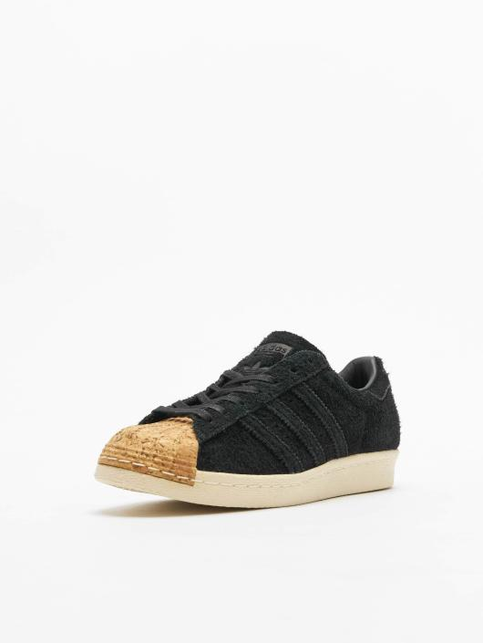 adidas Originals Sneaker Superstar 80S Cork schwarz