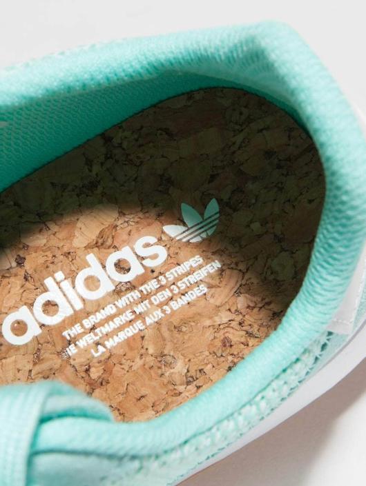 adidas originals Sneaker Flashback Runner türkis