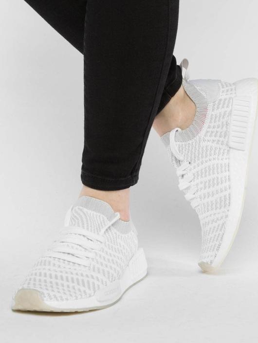 Adidas Originals Sneaker NMD_R1 STLT PK CQ2390 Weiß W   real