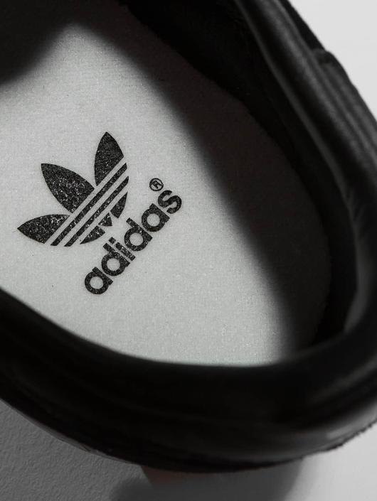 adidas originals Sneakers LA Trainer J czarny