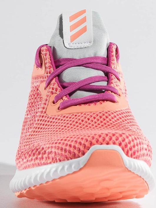 adidas originals Sneakers Alphabounce J pomaranczowy