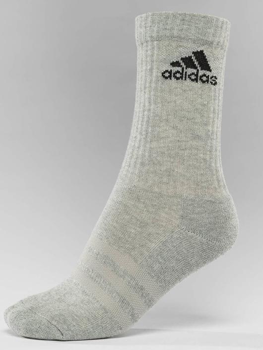 adidas originals Sokken 3-Stripes Per Cr HC 3-Pairs zwart