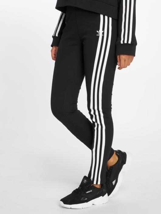 adidas originals Spodnie do joggingu Track Pant czarny